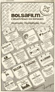 diario clarin bolsafilm 2 - Bolsafilm S.A. - Fabrica de Envases flexibles