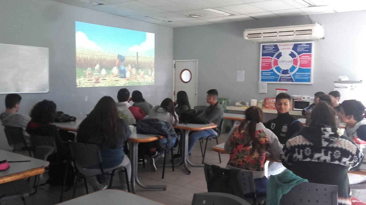fundacion empujar clases - Bolsafilm S.A. - Fabrica de Envases flexibles