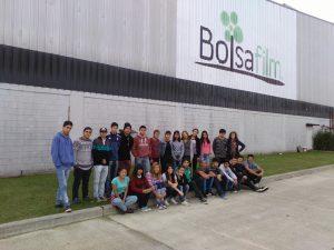 fundacion empujar curso - Bolsafilm S.A. - Fabrica de Envases flexibles