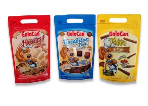 Doypack comida animal - Fabrica de Envases flexibles